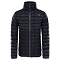 The North Face Thermoball Full Zip Jacket Boy - TNF Black