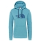 The North Face Drew Peak Pullover Hoodie W - Storm Blue