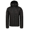 The North Face Thermoball Eco Hoodie - Black Matte