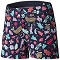 Columbia Silver Ridge Printed Short Girl - Nocturnal Critter