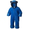 Columbia Tiny Bear Ii Bunting Baby - Super Blue