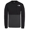 The North Face Slaker Crew Boy - Black