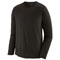 Patagonia L/S Cap Cool Daily Shirt - Black
