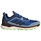 Adidas Terrex Agravic Flow - glory blue/core black/signal green