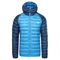 The North Face Trevail Hoodie - Clear Lake Blue/Blue Wing Teal