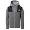 The North Face Surgent FZ Hoodie Boy - Medium Grey Heather
