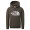 The North Face Drew Peak PO Hoodie Youth - New Taupe Green