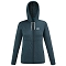 Millet Loop Light Sweat Hoodie W - Orion Blue