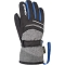 Reusch Bolt GTX Jr - Black/brill blue